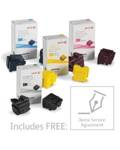 ColorQube 8570 Solid Ink and Warranty Bundle